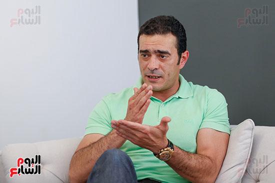 حوار مع المحامى طارق جميل (8)