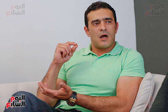 حوار مع المحامى طارق جميل (10)