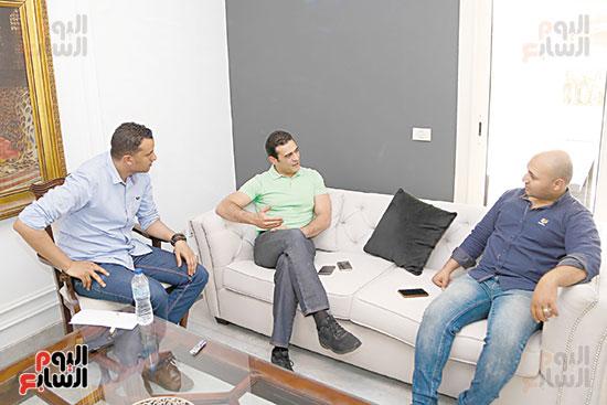حوار مع المحامى طارق جميل (2)