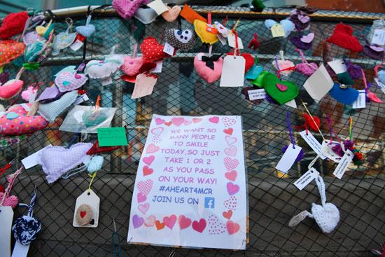 بريطانيا تحيى ذكرى ضحايا هجوم مانشستر أرينا