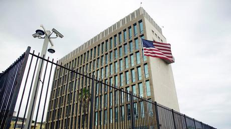 مقر السفارة الأمريكية فى بكين