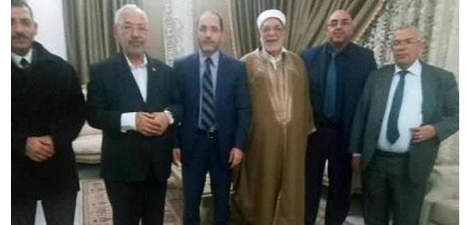 قيادات إخوان تونس والجزائر فى