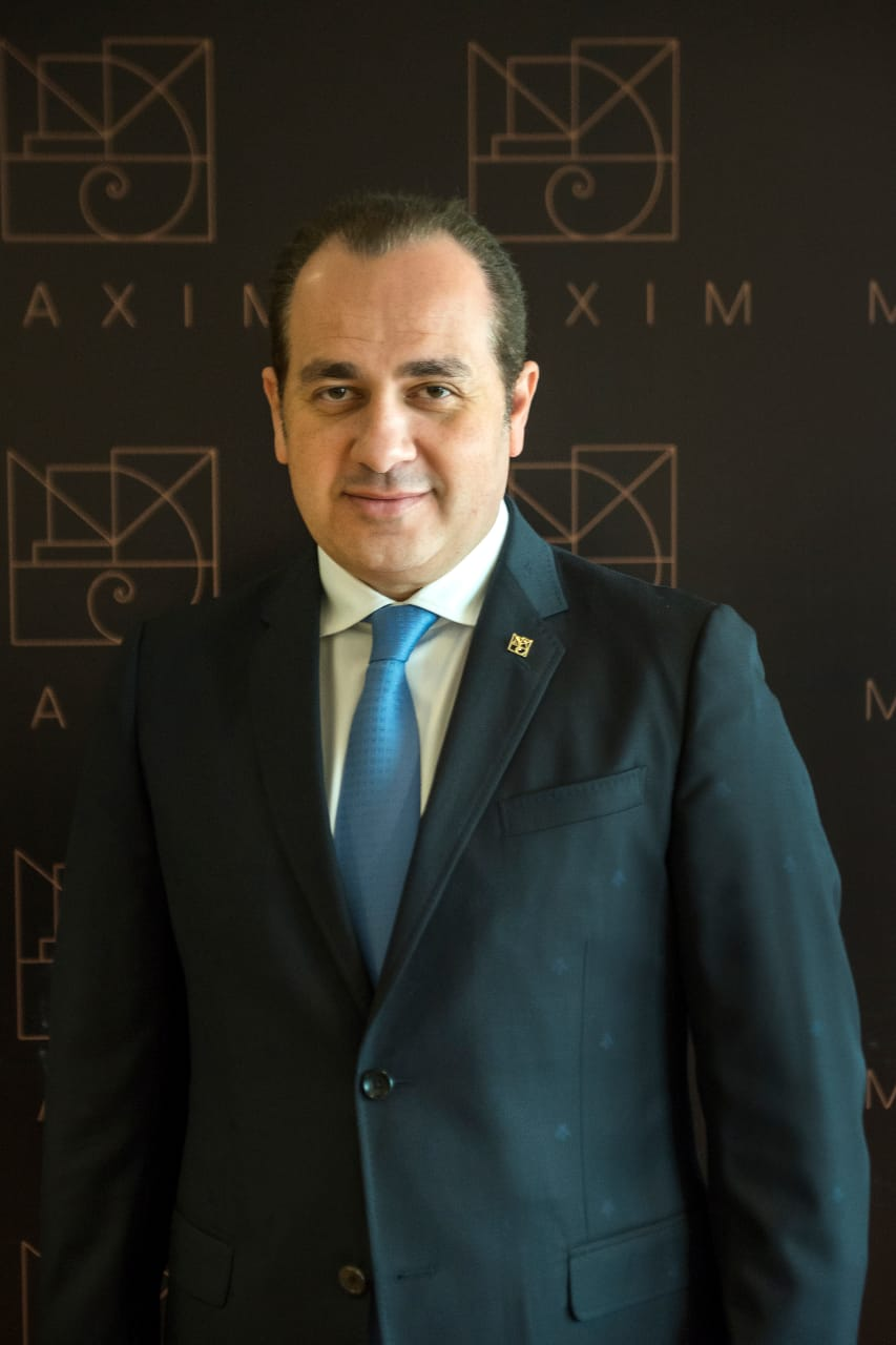 الدكتور محمد كرار رئيس مجلس إدارة مجوعة مكسيم للاستثمار (1)
