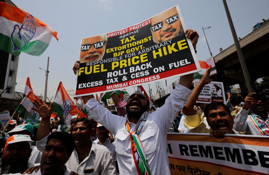 مظاهرات الهند