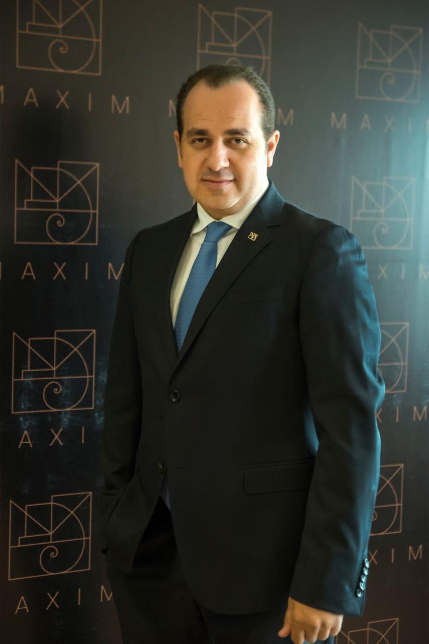 الدكتور محمد كرار رئيس مجلس إدارة مجوعة مكسيم للاستثمار (3)