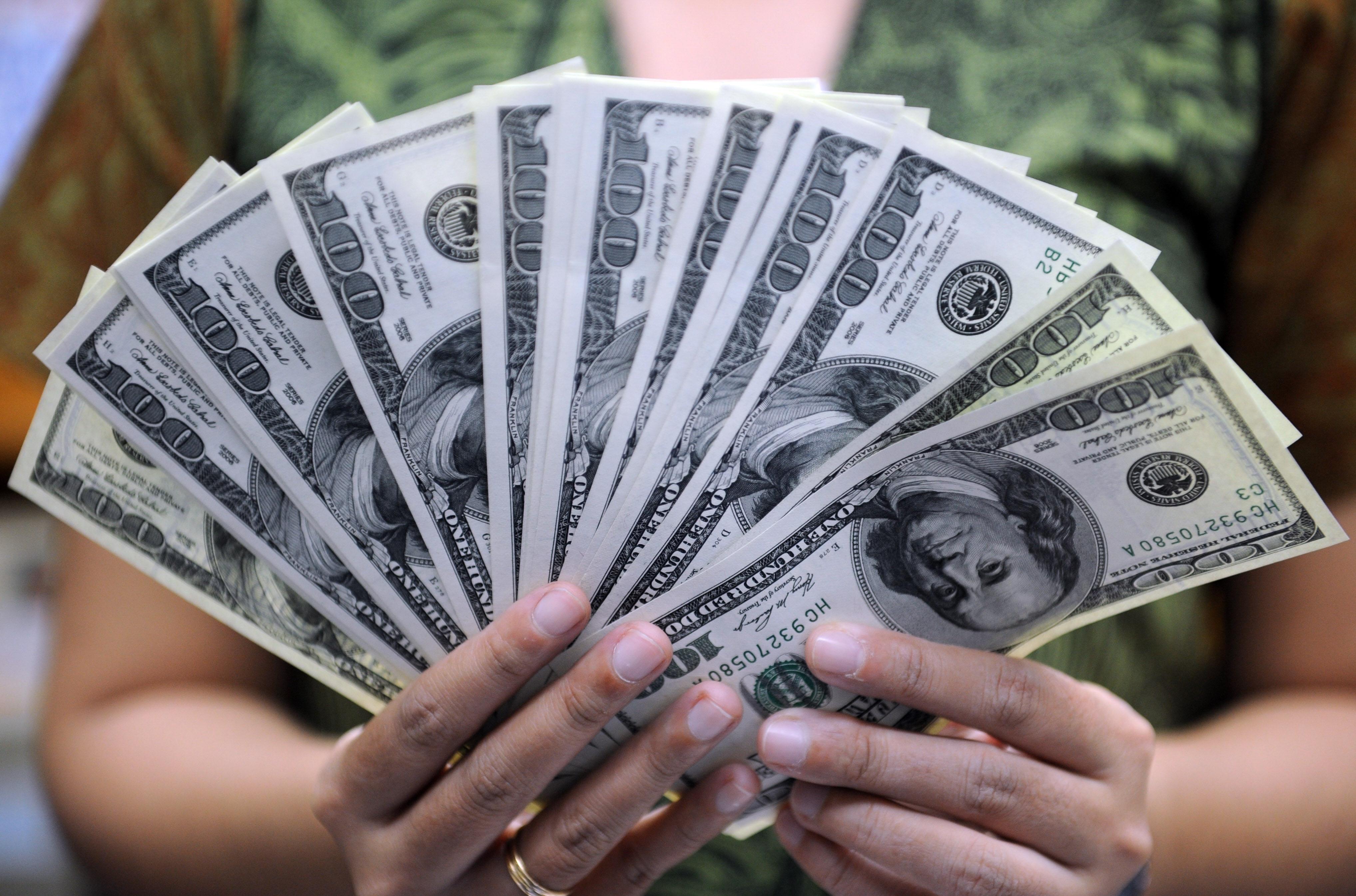 الدولار اليوم