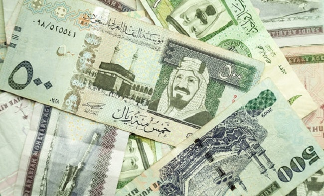 الريال-السعودي