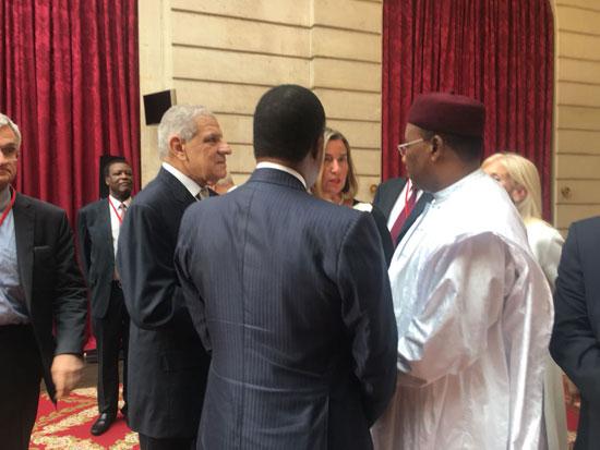 الاجتماع الدولى بباريس حول ليبيا (2)