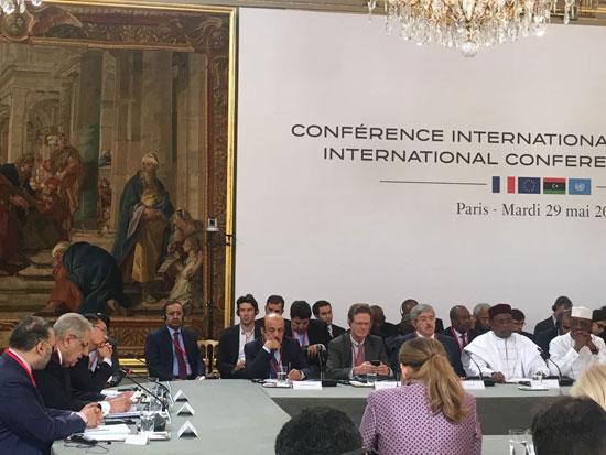 الاجتماع الدولى بباريس حول ليبيا (5)