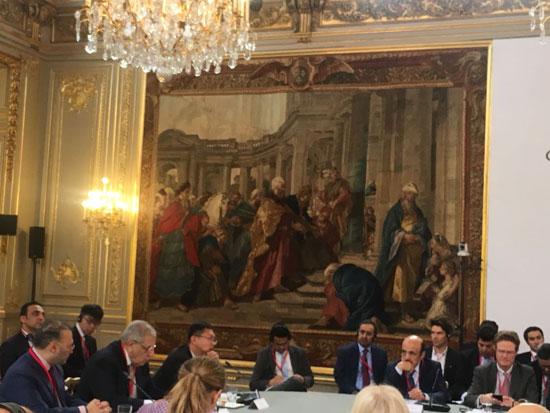 الاجتماع الدولى بباريس حول ليبيا (6)
