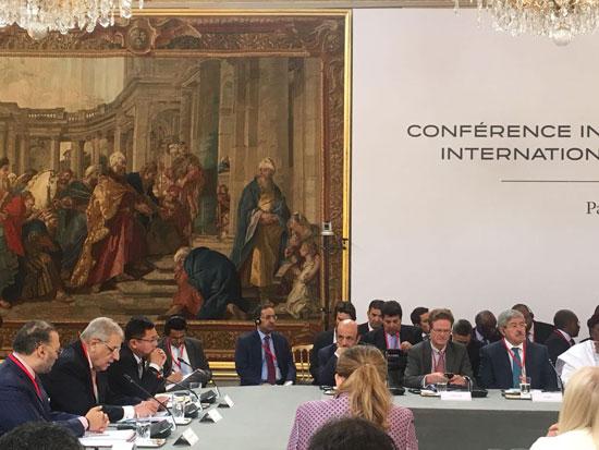 الاجتماع الدولى بباريس حول ليبيا (3)