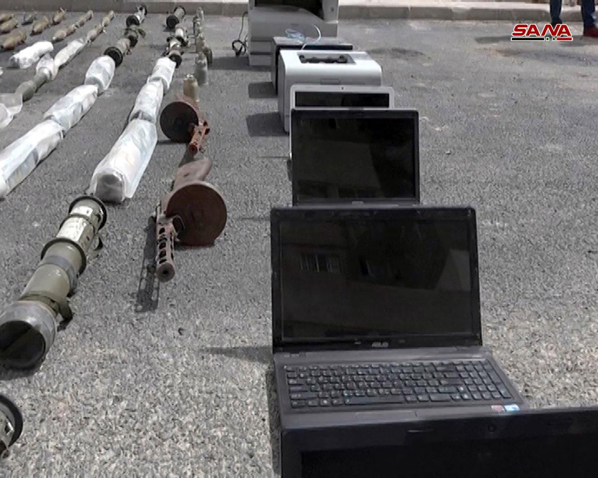 الأجهزة التابعة للمركز الإعلامى بقناة الجزيرة