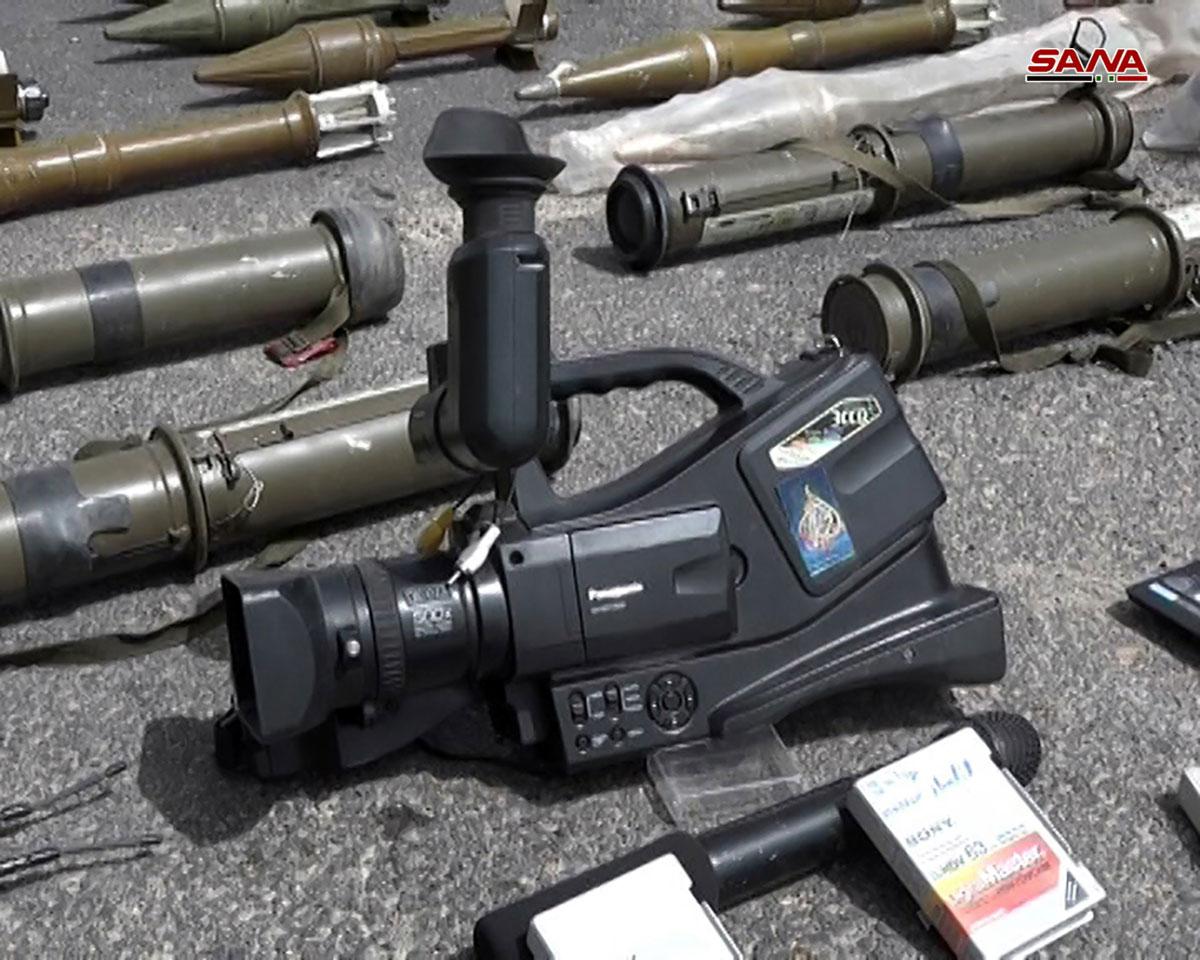 كاميرات قناة الجزيرة