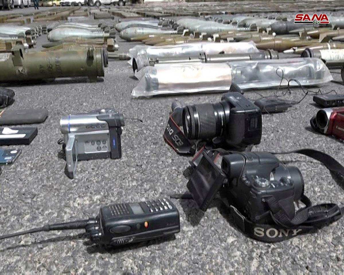 كاميرات التصويت والفيديو