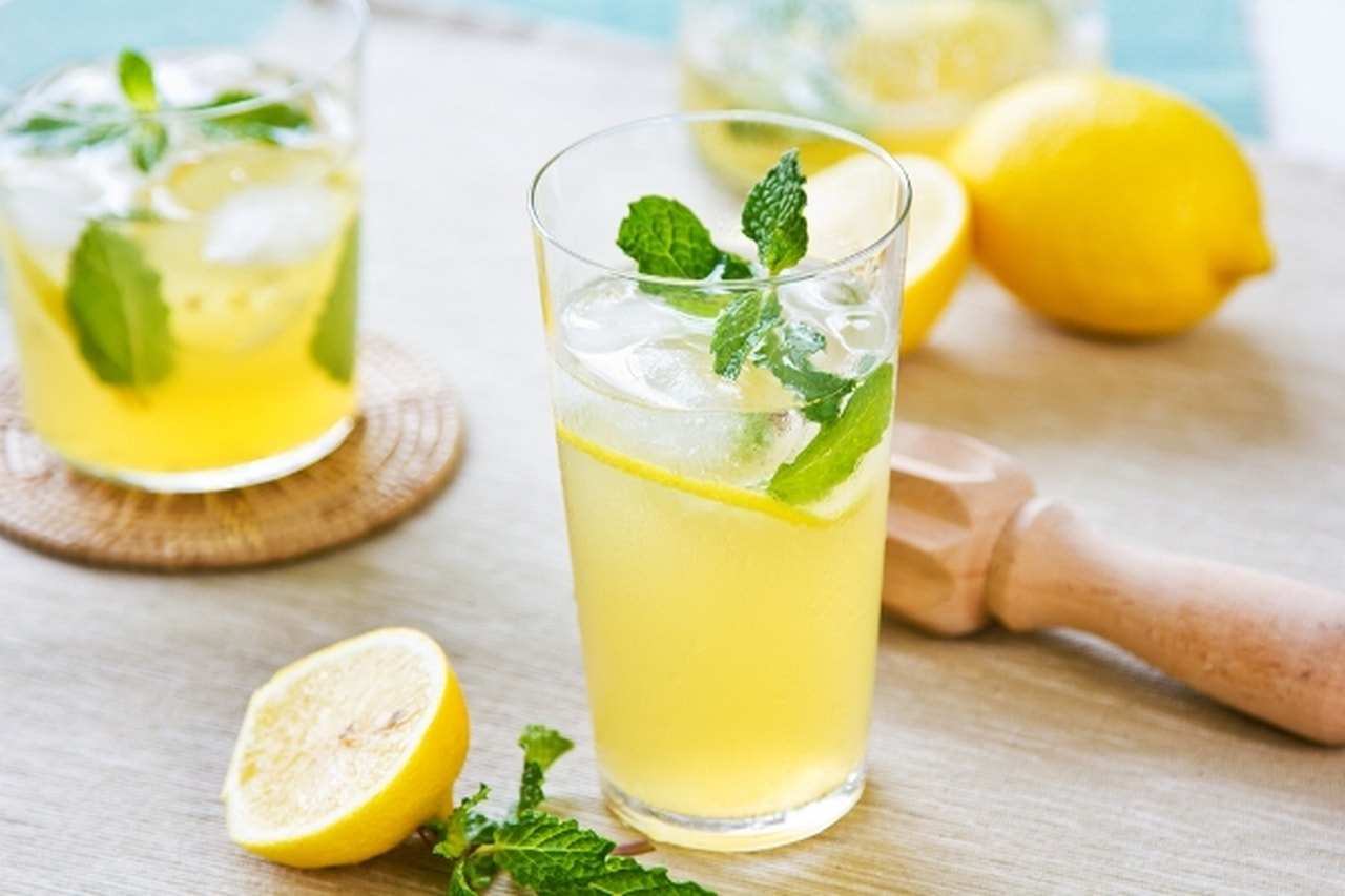 عصير الليمون المفيد