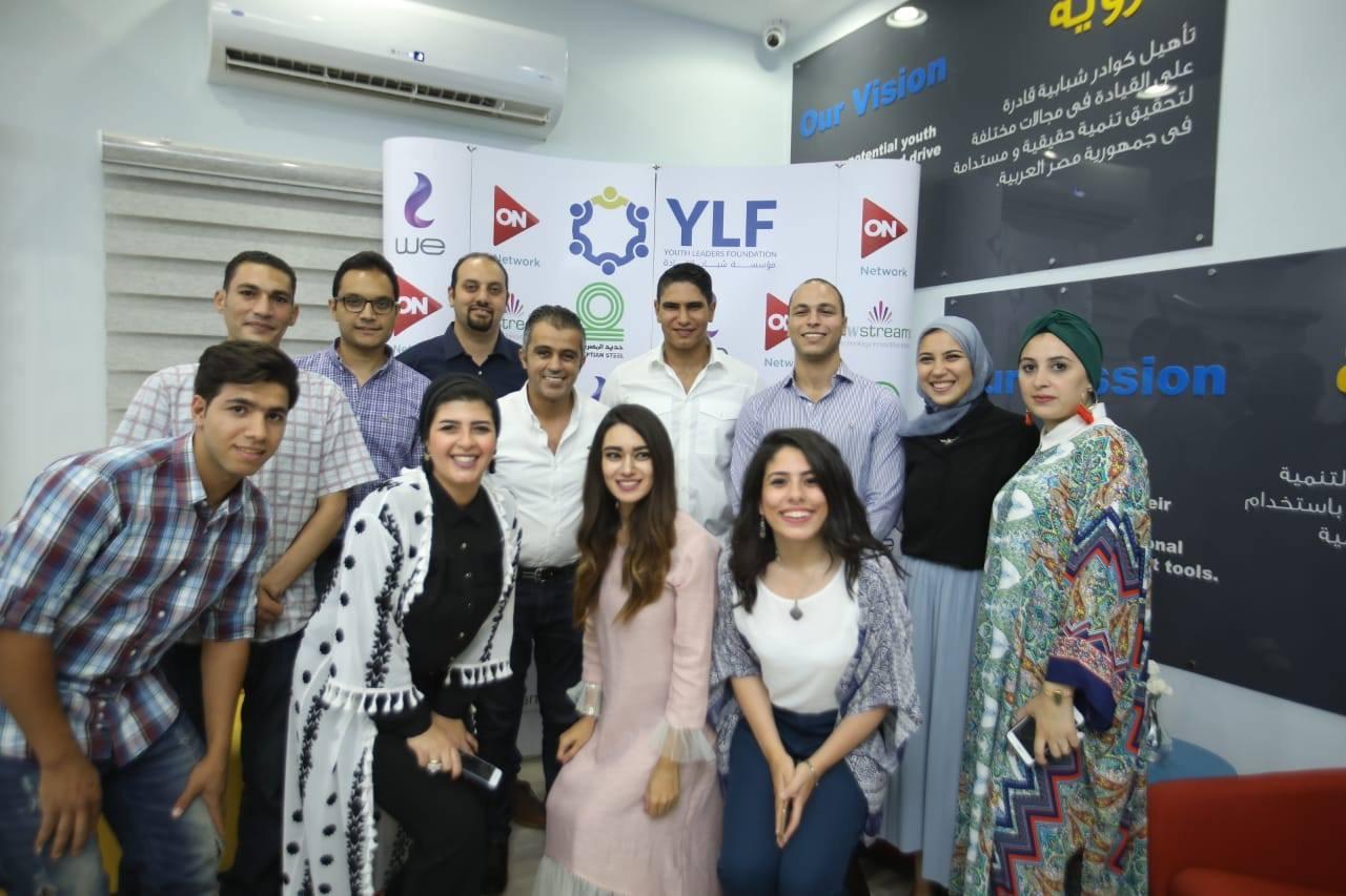 شباب القادة تنظم حفل سحورها السنوى بحضور عدد من كبار المسئولين ورجال الأعمال (7)