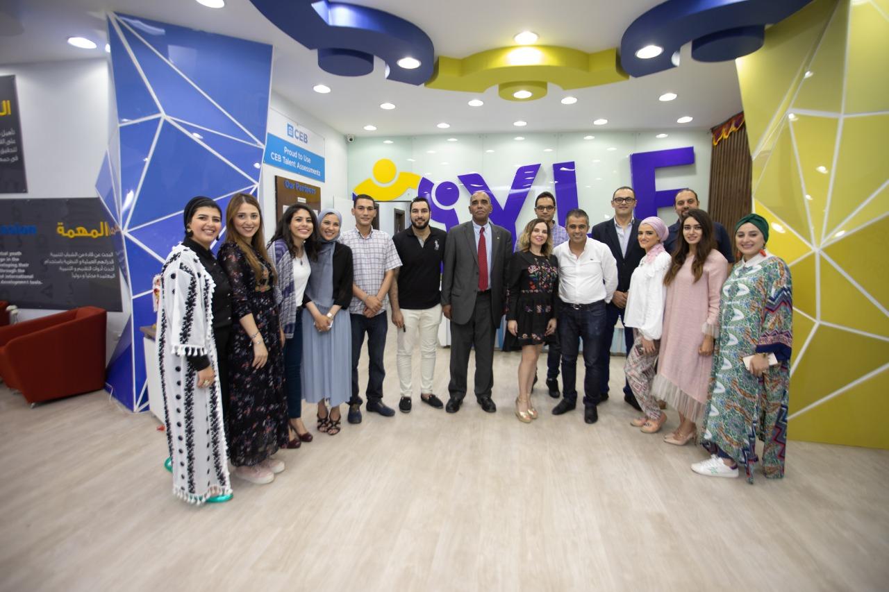 شباب القادة تنظم حفل سحورها السنوى بحضور عدد من كبار المسئولين ورجال الأعمال (8)