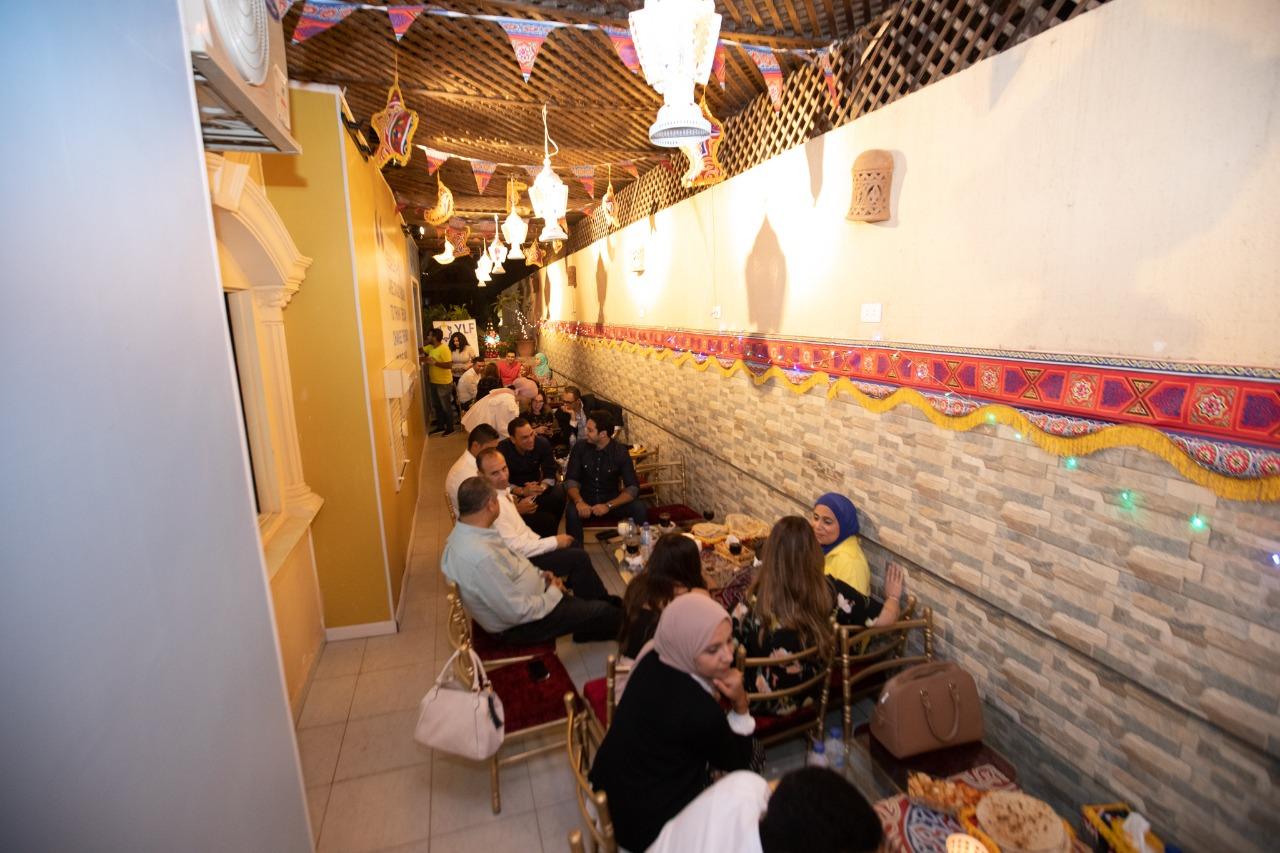 شباب القادة تنظم حفل سحورها السنوى بحضور عدد من كبار المسئولين ورجال الأعمال (12)