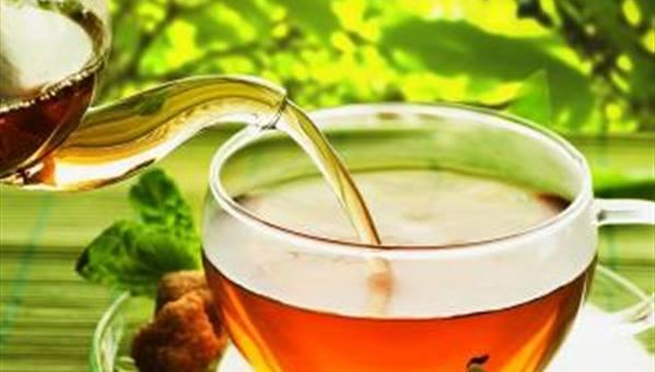الشاى مفيد لمريض الكبد