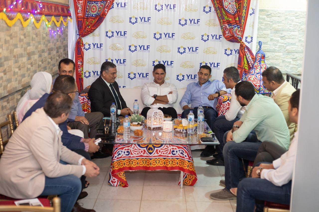 شباب القادة تنظم حفل سحورها السنوى بحضور عدد من كبار المسئولين ورجال الأعمال (16)