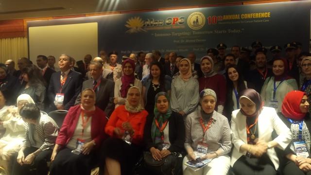 المؤتمر السنوى العاشر لجمعية الإسكندرية لرعاية مرضى السرطان  (2)