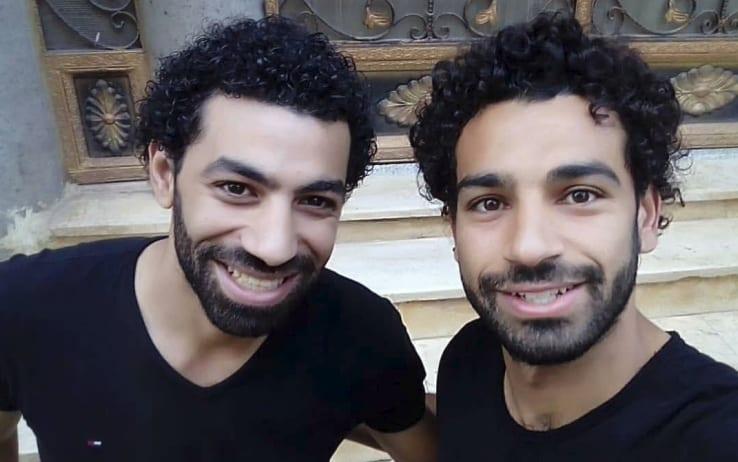 معلومات عن شبيه محمد صلاح