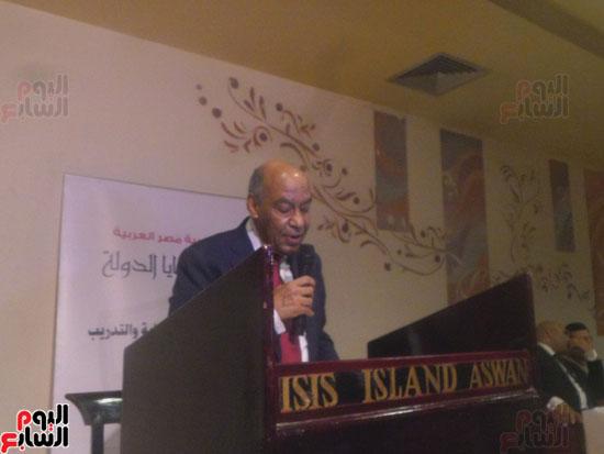 المستشار حسين عبده