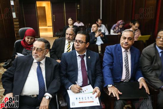 اجتماع لجنة الخطة والموازنة (17)
