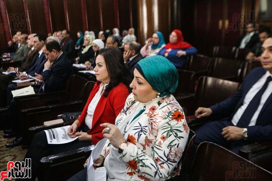 اجتماع لجنة الخطة والموازنة (11)