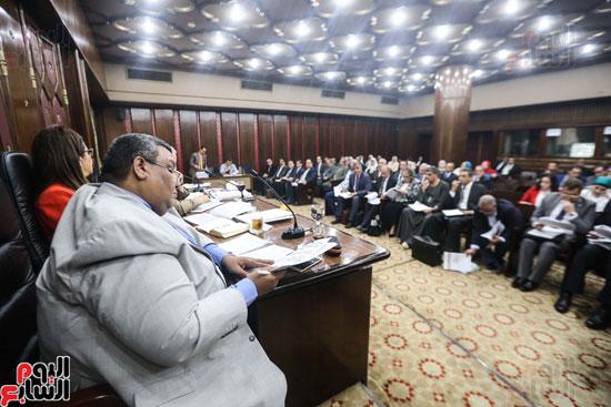 اجتماع لجنة الخطة والموازنة (18)