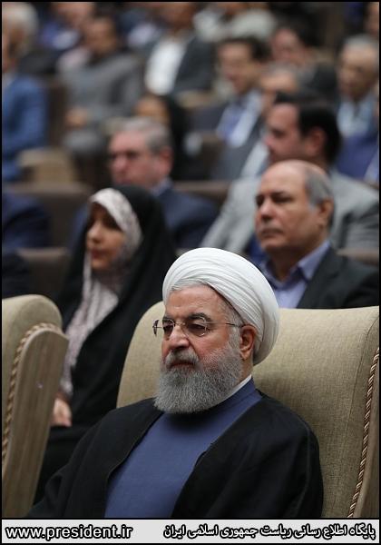 الرئيس الايرانى