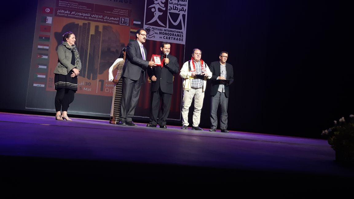 ختام مهرجان المونودراما (5)