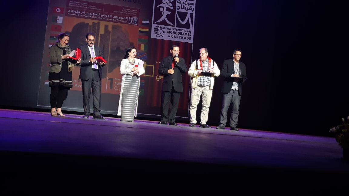 ختام مهرجان المونودراما (13)