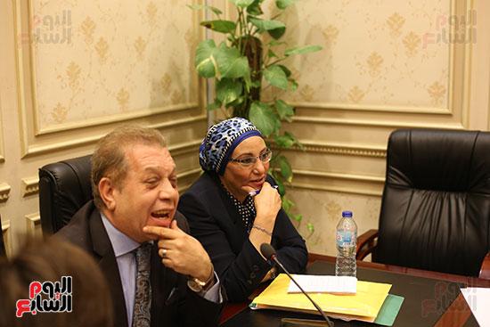 لجنة الإعلام بالبرلمان (4)