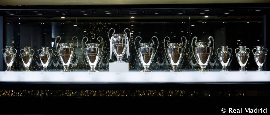 ألقاب ريال مدريد تعادل جميع أندية إنجلترا فى دورى أبطال أوروبا