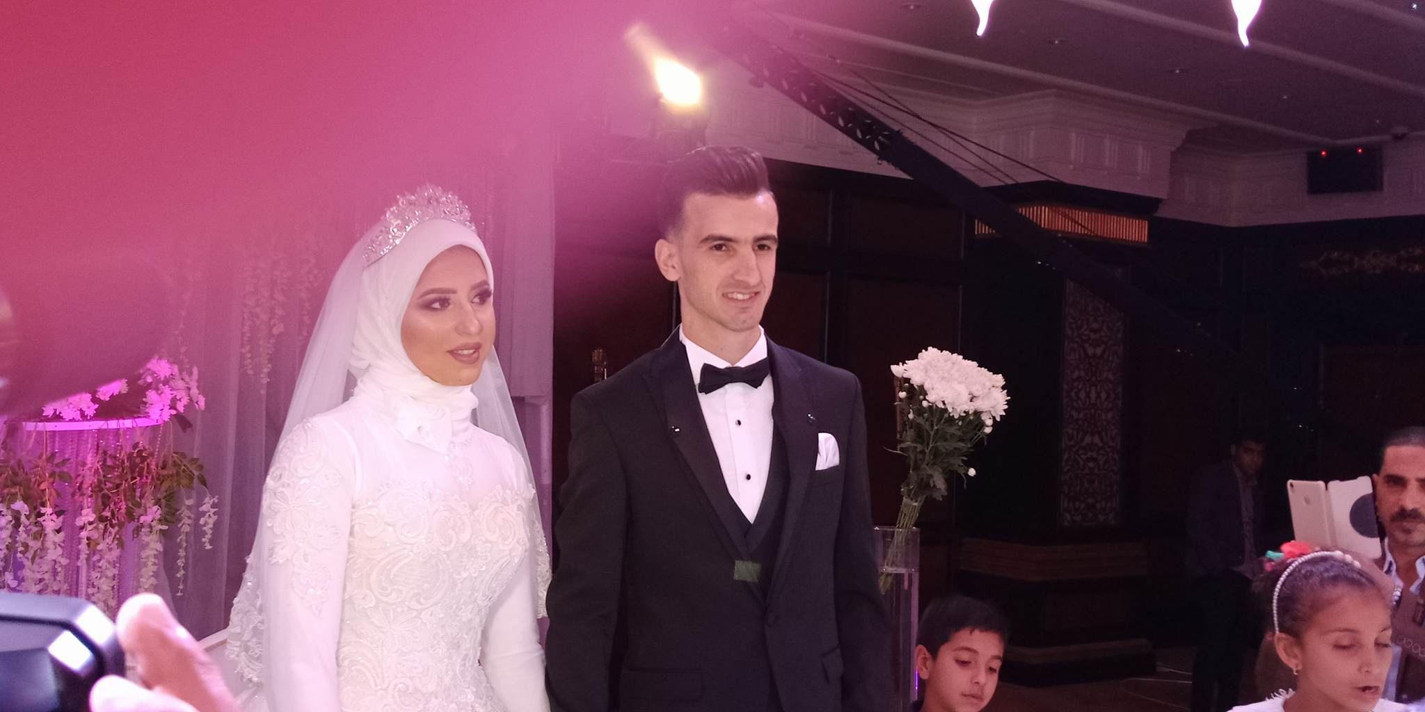 دونجا يحتفل بحفل زفافه (21)
