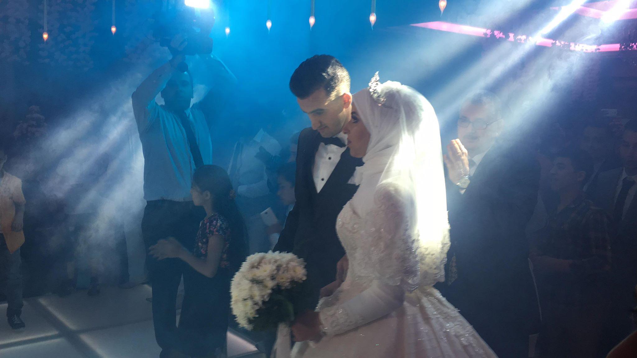دونجا يحتفل بحفل زفافه (18)