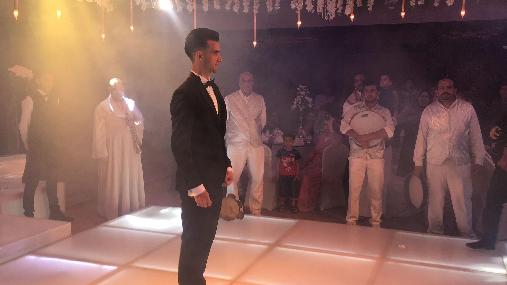 دونجا يحتفل بحفل زفافه (20)