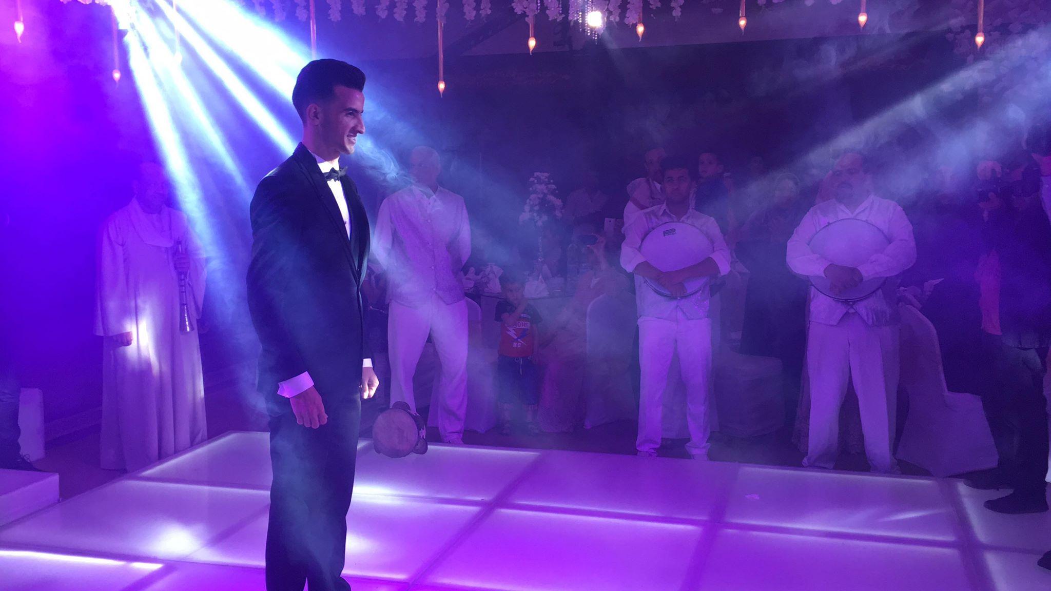 دونجا يحتفل بحفل زفافه (23)