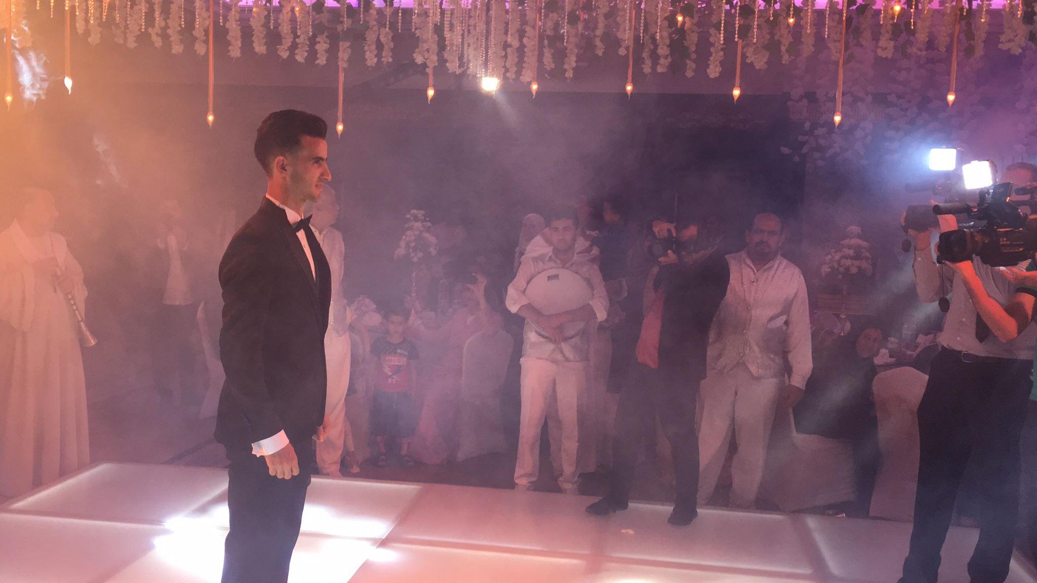 دونجا يحتفل بحفل زفافه (1)