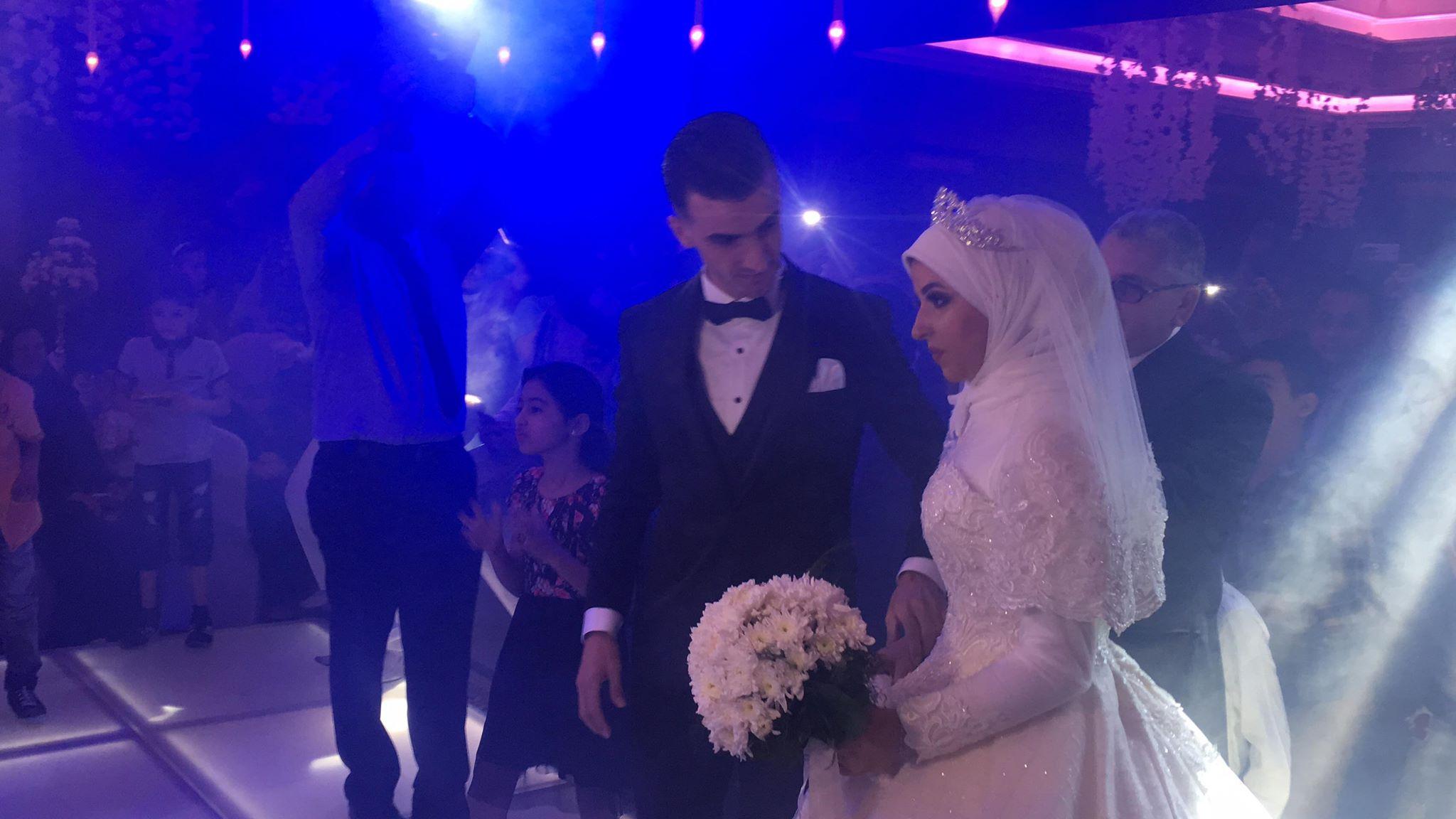 دونجا يحتفل بحفل زفافه (8)