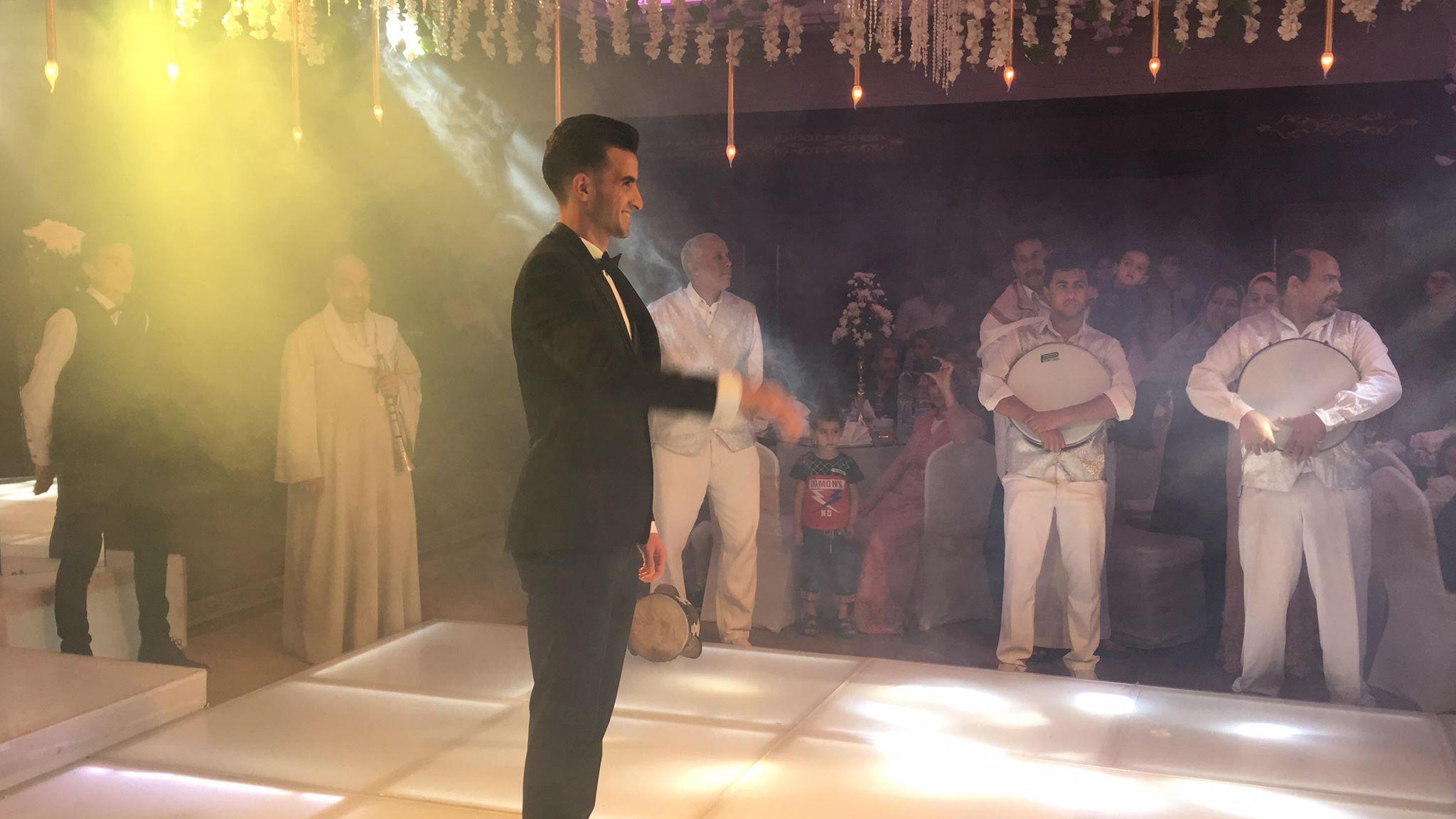 دونجا يحتفل بحفل زفافه (15)