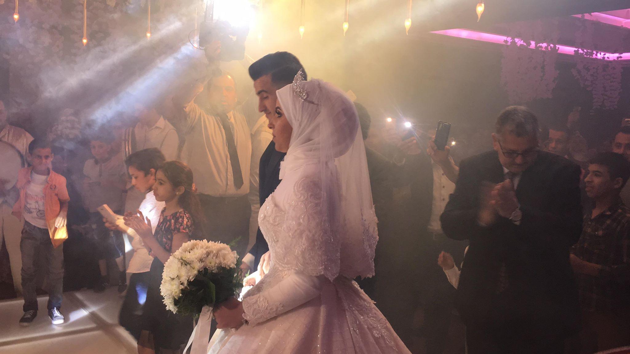 دونجا يحتفل بحفل زفافه (13)