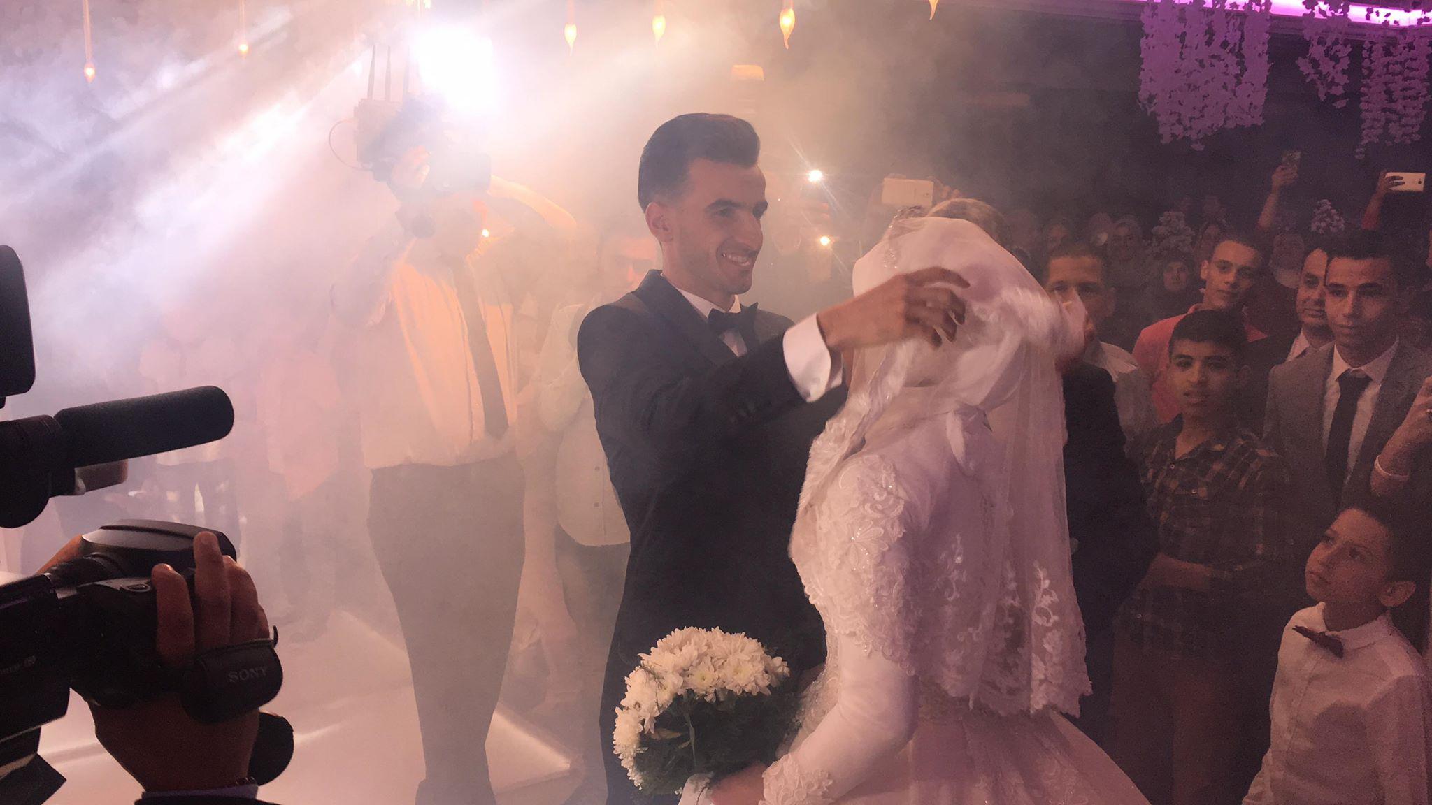 دونجا يحتفل بحفل زفافه (17)
