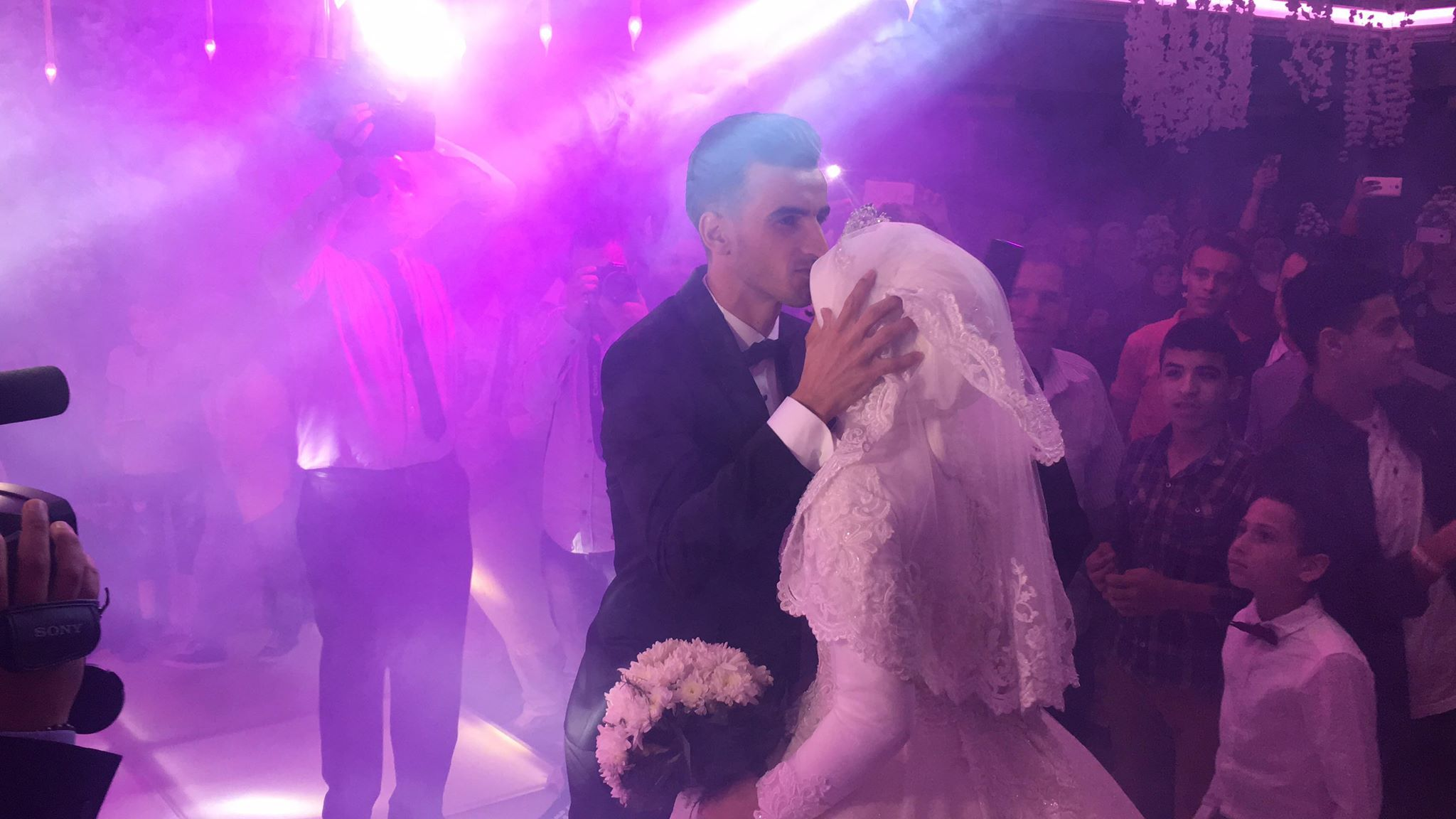دونجا يحتفل بحفل زفافه (19)
