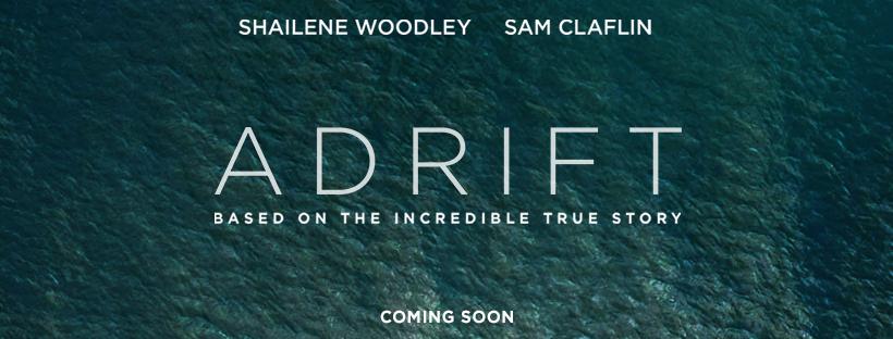 التريللر الأخير لفيلم Adrift يظهر