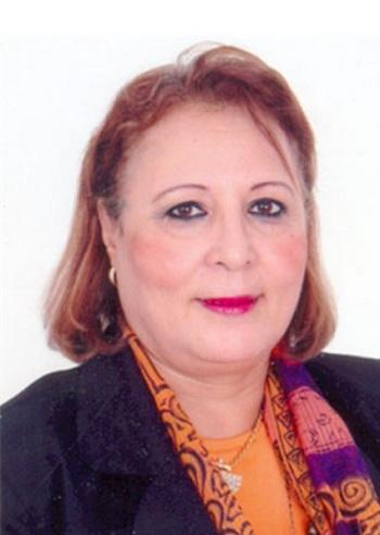 الدكتورة عزة صيام