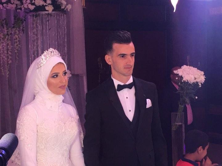 دونجا يحتفل بحفل زفافه (6)