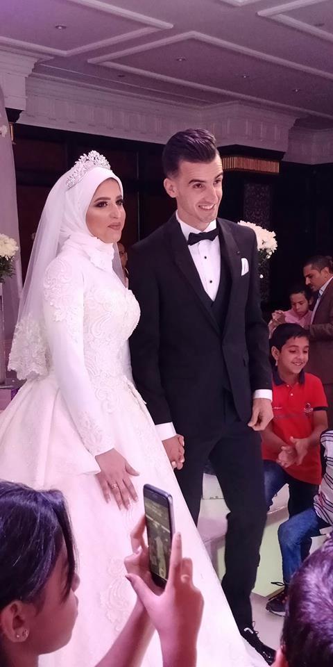 دونجا يحتفل بحفل زفافه (14)