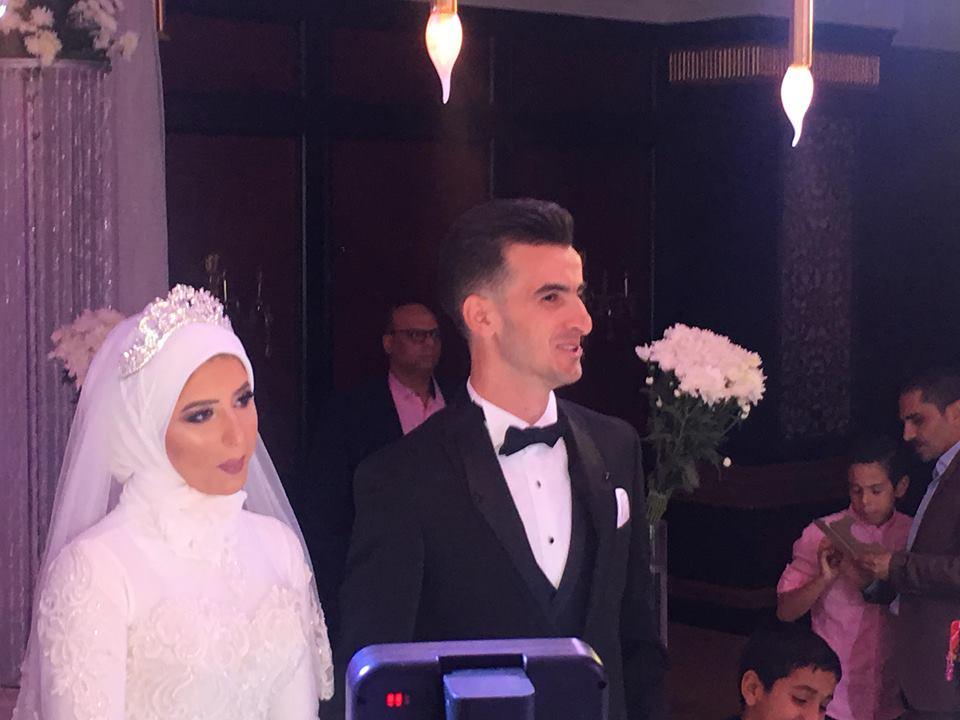 دونجا يحتفل بحفل زفافه (9)
